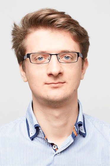 Project Manager Paweł Kałkus